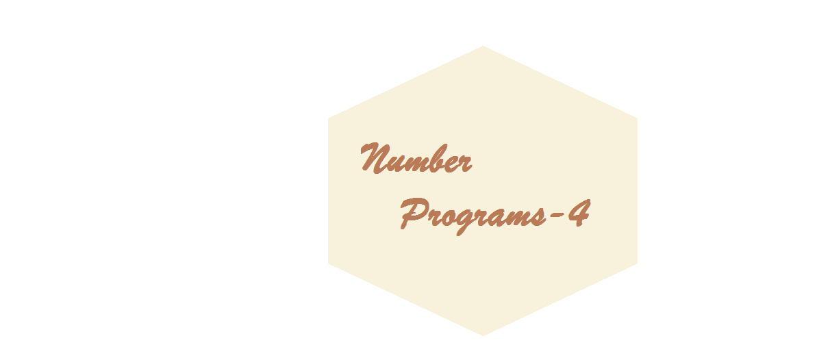 automorphic number program in java