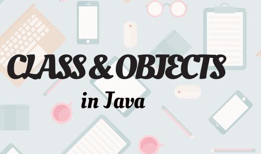 class & Object