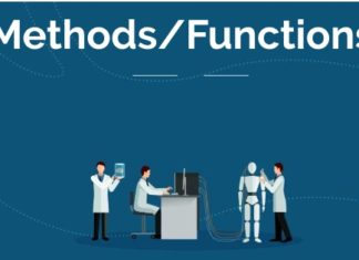 method functions