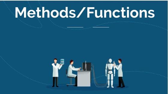 method functions