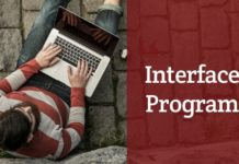 Interface program