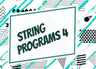 String 4