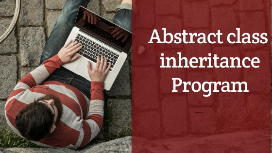 Abstractclass-inheritance