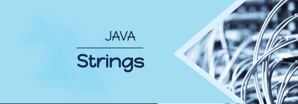 Java String Programs